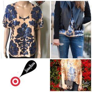 Neiman Marcus /Target Tracy Reese sequin top